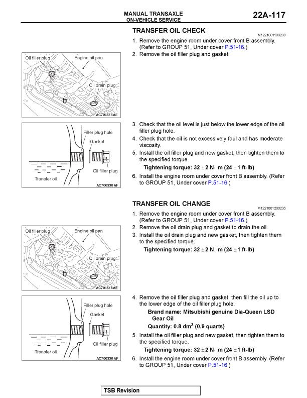 5 speed transmission fluid change HOW TO  EvoXForumscom
