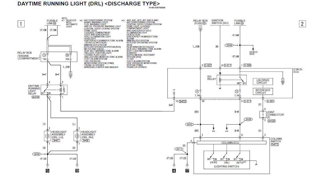 HID DRL - how to keep them ON? | Mitsubishi Lancer Evolution ForumEvo X Forums