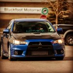 Kelmiest's 2012 Mitsubishi Lancer evolution gsr